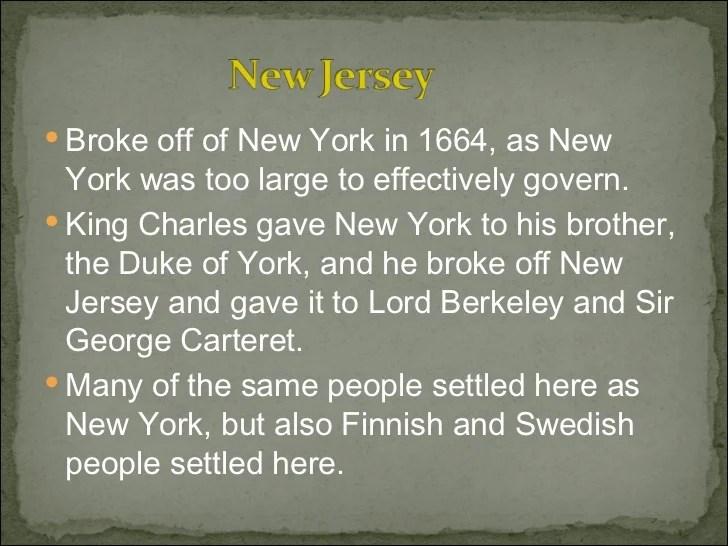 Farmland New York Colonial Times