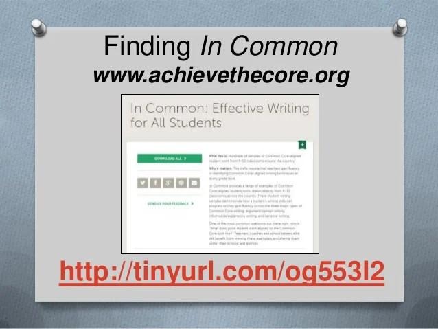 Samples Core Common Workbook