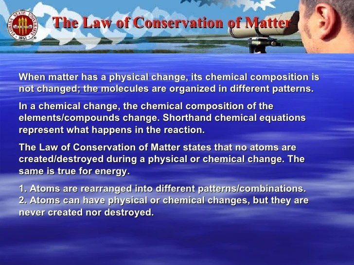 Chemical Substance Used They Are How Physical And Changes And Are What
