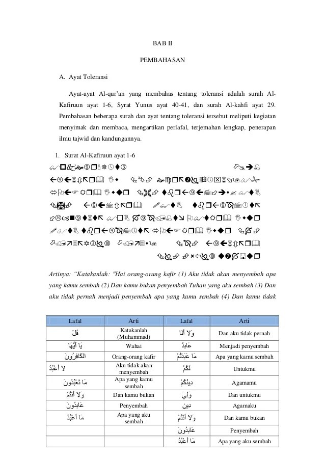 Tajwid Surat Yunus 40 41 : tajwid, surat, yunus, Hukum, Tajwid, Surat, Yunus, Kumpulan, Penting