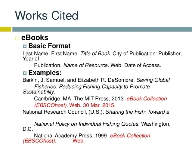 Research & Citations EBSCO EBooks Libraries At Houston
