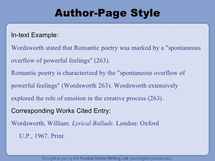 Mla Format Generator For Essay In Text Citation Mla Format Generator