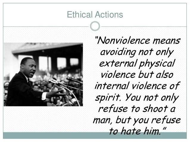 Martin Luther King Jnr Ppt