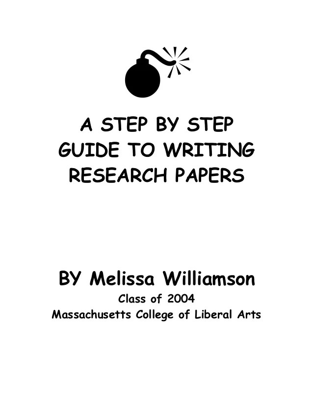 Mlw Manuscript1 Thesis Writing
