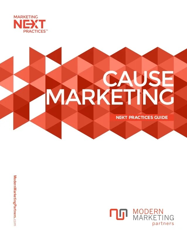 How Brands Can Use Cause Marketing For Results