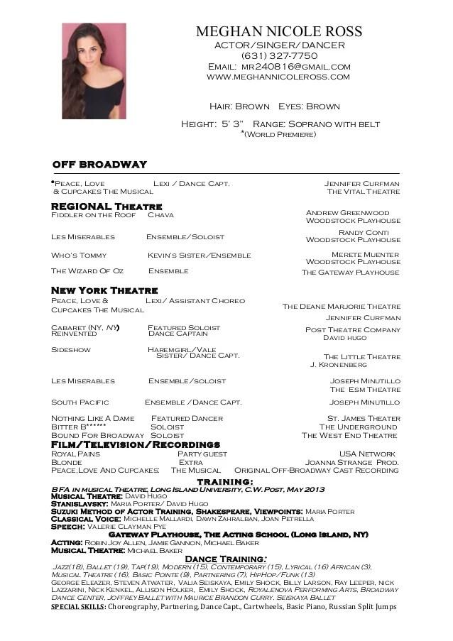 Mn Resume2014