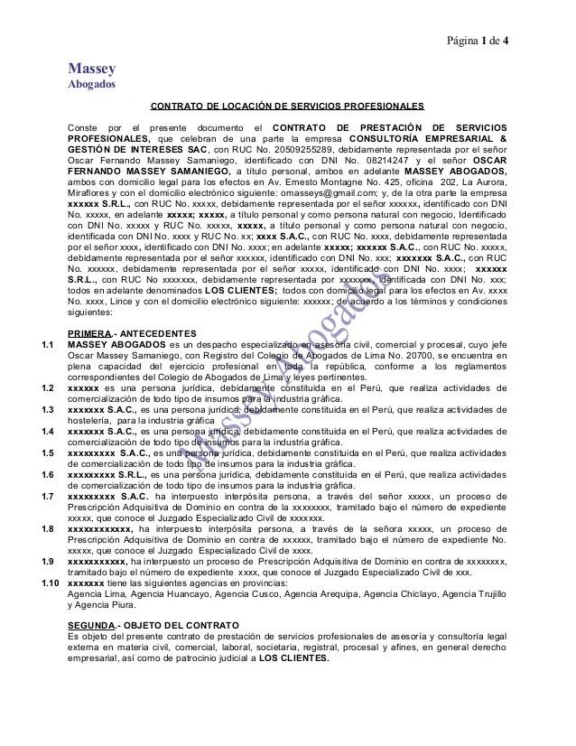 Contrato Arrendamiento De Vivienda Formularios Y Contratos