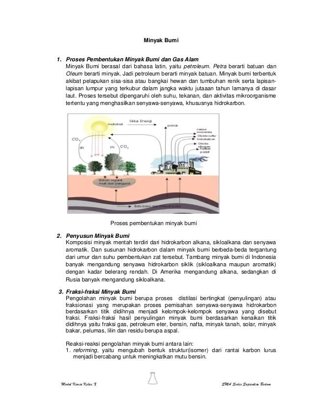 Senyawa Penyusun Minyak Bumi : senyawa, penyusun, minyak, Modul, Minyak-bumi