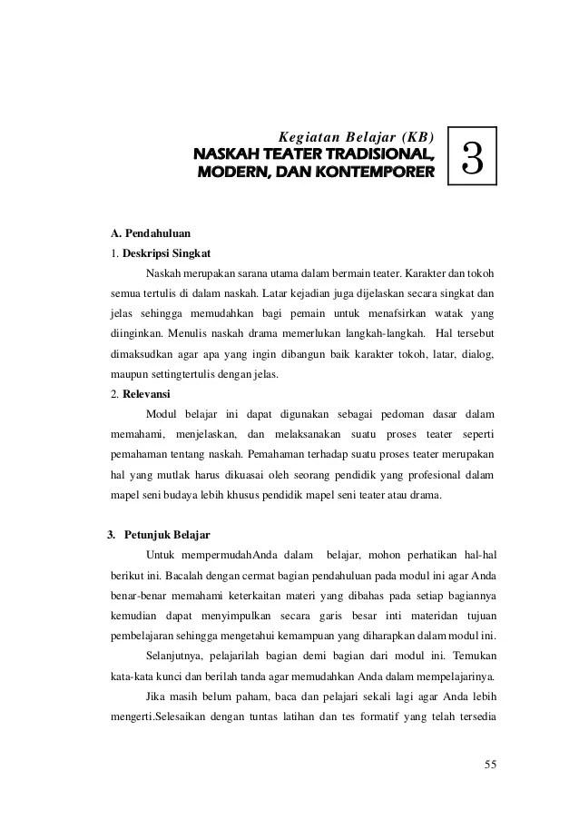 Ciri Ciri Teater Kontemporer : teater, kontemporer, MODUL, BUDAYA, NASKAH, TEATER, TRADISIONAL,, MODERN,, KON…