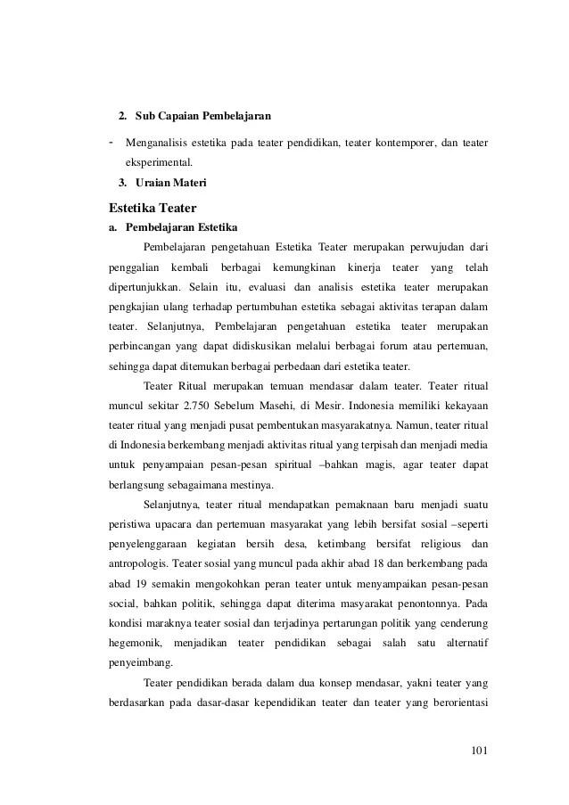 Pengertian Teater Kontemporer : pengertian, teater, kontemporer, Budaya, Teater