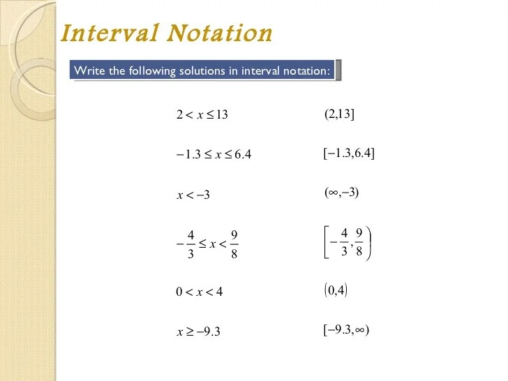Solve my interval notation  homeworknowgarfieldxfc2com