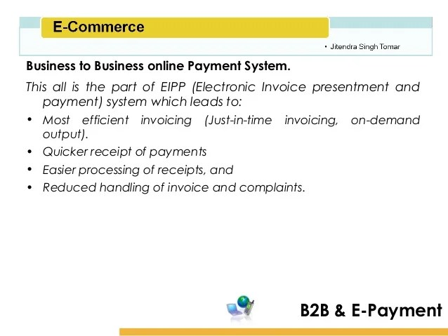 4. E-Commerce & Payment System