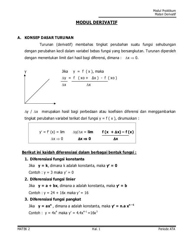 Jenis Dan Fungsi Rumus Matematika : jenis, fungsi, rumus, matematika, Modul], Matematika, Ekonomi