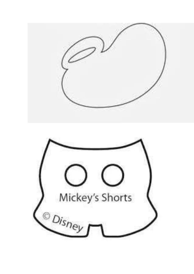 Mickey Para Colorear Mickey Mouse Bebe Para Colorear E Auto