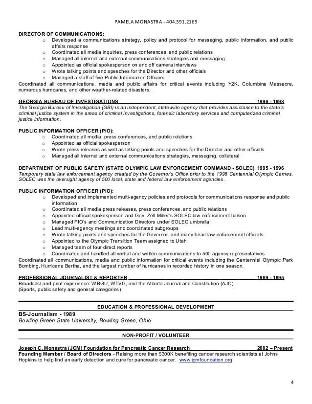 help homeland resume