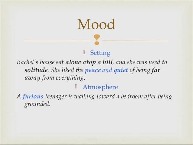 Mood & Tone Practice