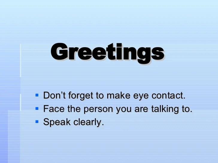 Greeting morning meeting activities m4hsunfo