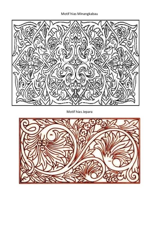 Motif Ragam Hias Nusantara : motif, ragam, nusantara, Motif, Nusantara