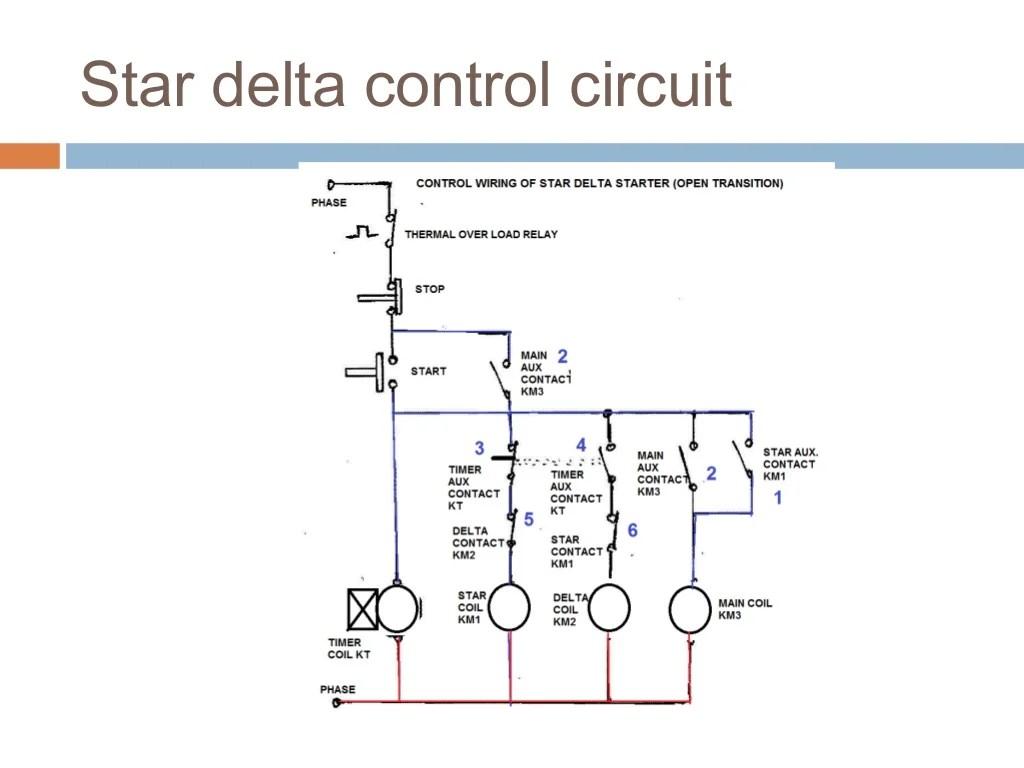 Wiring Diagram Star Delta Plc