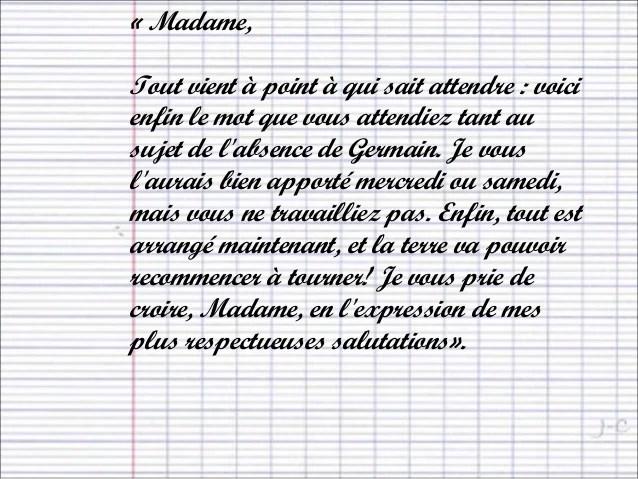 Mot D Excuse Pour L école : excuse, école, Lettre, Excuse, Absence, Ecole