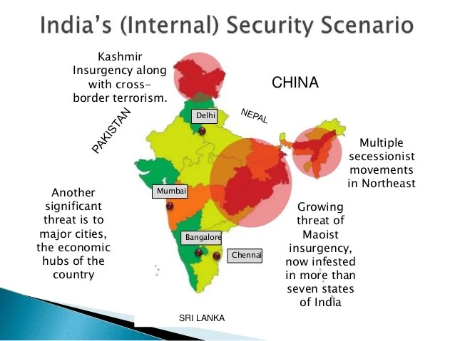 Indias Homeland Security Market Challenges and Business
