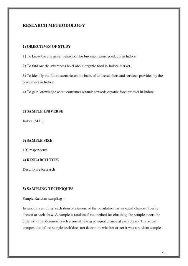 Organic Food Research Paper Homework Academic Service