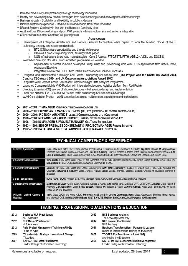 Mohammed Talukdar CV 26 06-14