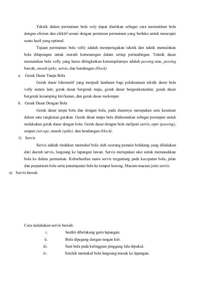 Sebutkan 3 Teknik Dasar Permainan Bola Voli : sebutkan, teknik, dasar, permainan, Sebutkan, Jelaskan, Teknik, Dasar, Permainan