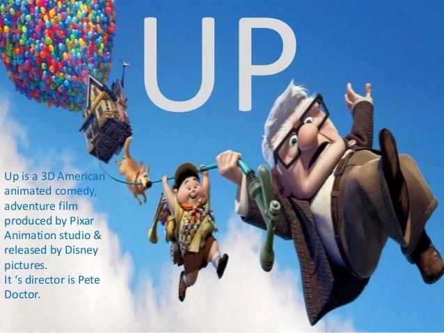 presentation on up movie