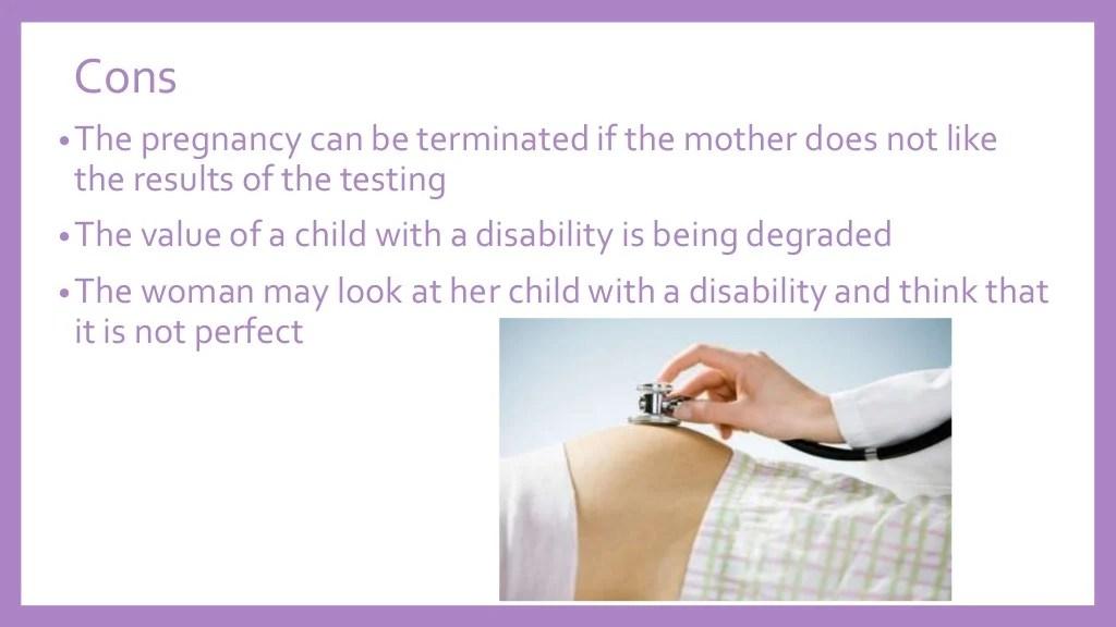 Non-Invasive Prenatal Testing