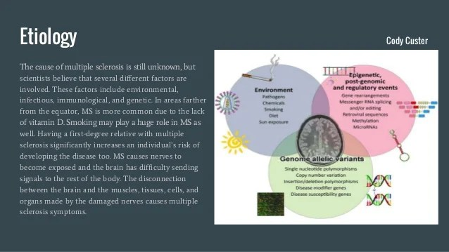 About Multiple Sclerosis No Cure