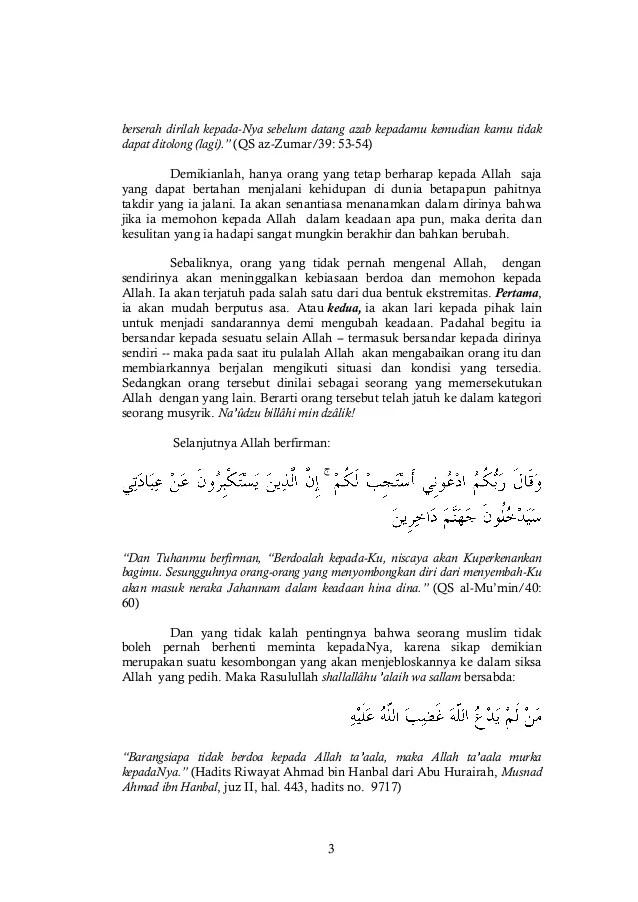 Dalil Tentang Takdir Mubram : dalil, tentang, takdir, mubram, Hadits, Tentang, Takdir, Mubram, Sumber