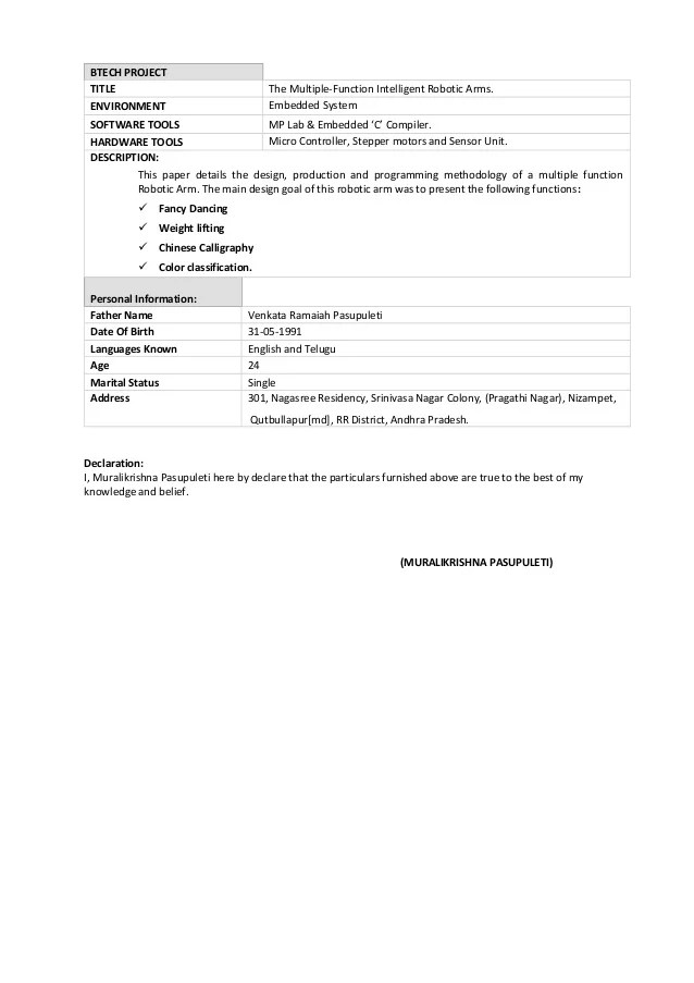 oracle dba fresher resume