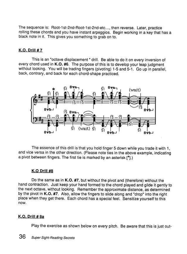 Music Theory Super Sight Reading Secrets