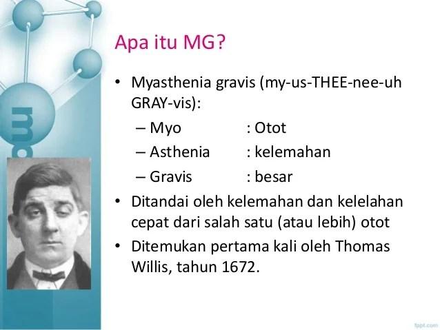 Myasthenia Gravis Gathering