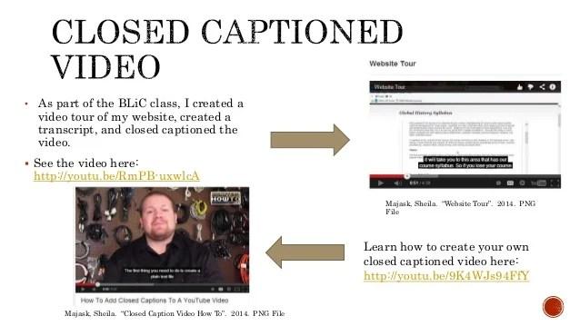 My Blended Learning Portfolio