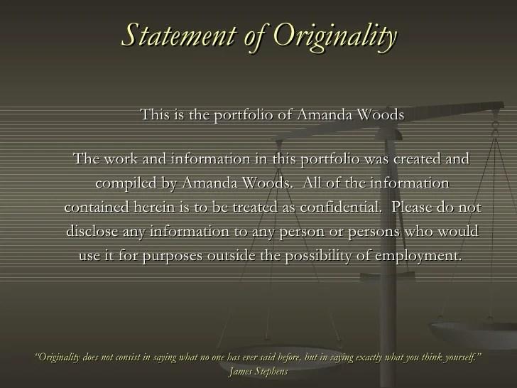 Amanda Woods Digital Portfolio PowerPoint