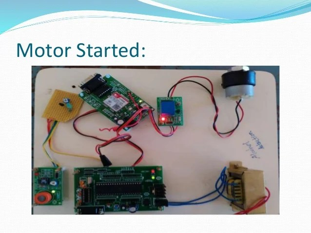 Dc Motor With Pic Microcontroller And L293d Circuit Diagram