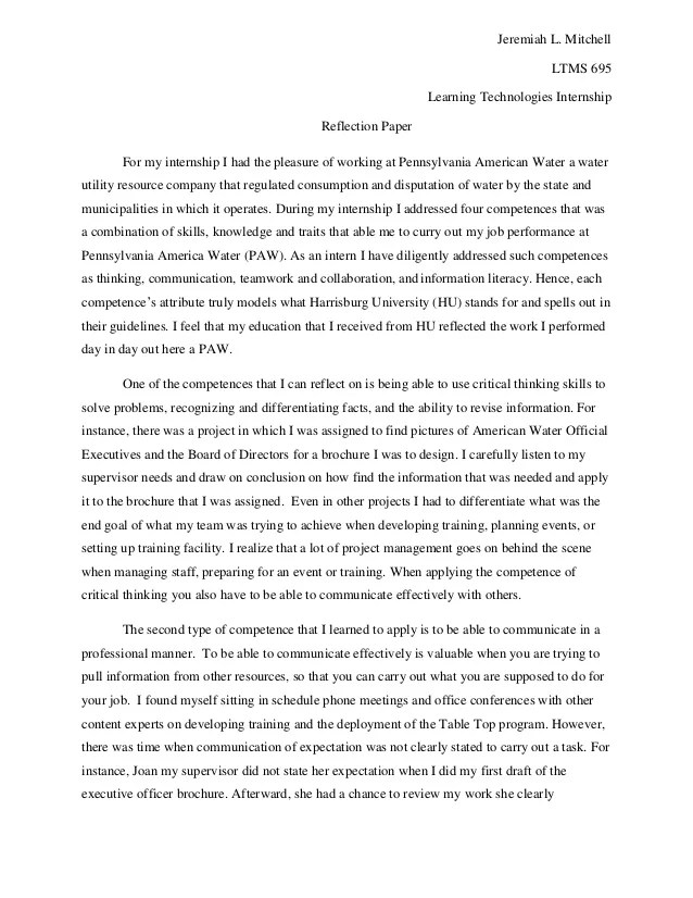 Examples Of Essay Proposals  Topic For English Essay also Where Is A Thesis Statement In An Essay Clever Editor  Essay Editing Service Critical Reflection  High School Essays Examples