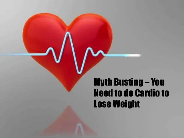 myth busting you need to do cardio lose weight 1 638 cb 1459448416