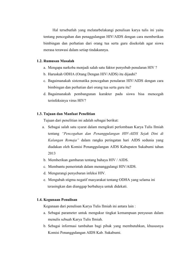 Contoh Kerangka Ilmiah : contoh, kerangka, ilmiah, Contoh, Karya, Ilmiah, Virus, IlmuSosial.id