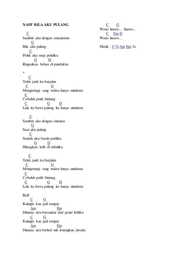 Chord Lagu Akhirnya Ku Menemukanmu : chord, akhirnya, menemukanmu, GITAR