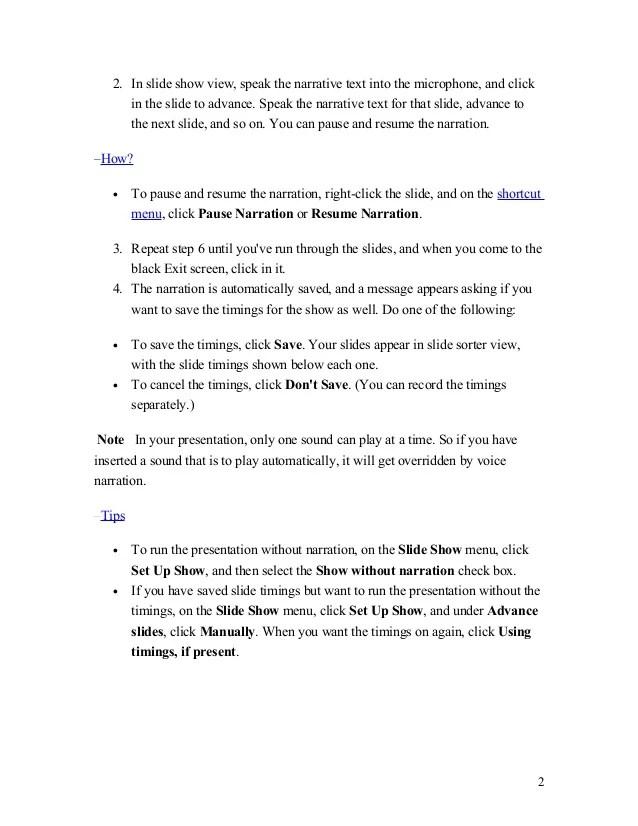 Narrative Text Ppt : narrative, Narration