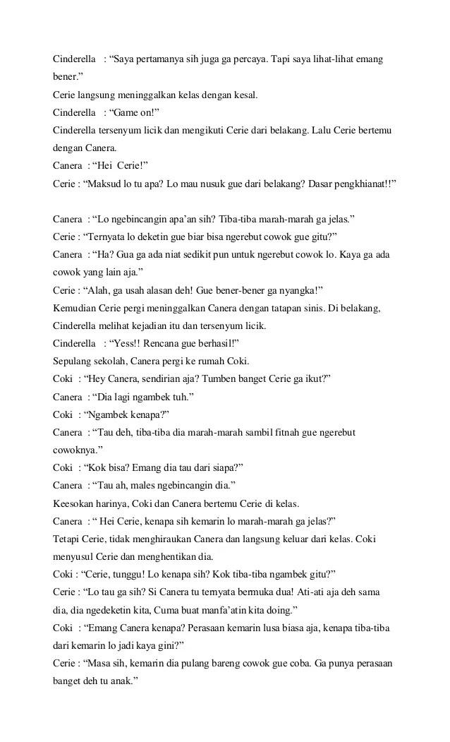 Naskah Drama Persahabatan 4 Orang : naskah, drama, persahabatan, orang, Drama, Bahasa, Inggris, Orang, Berbagi, Penting, Cute766