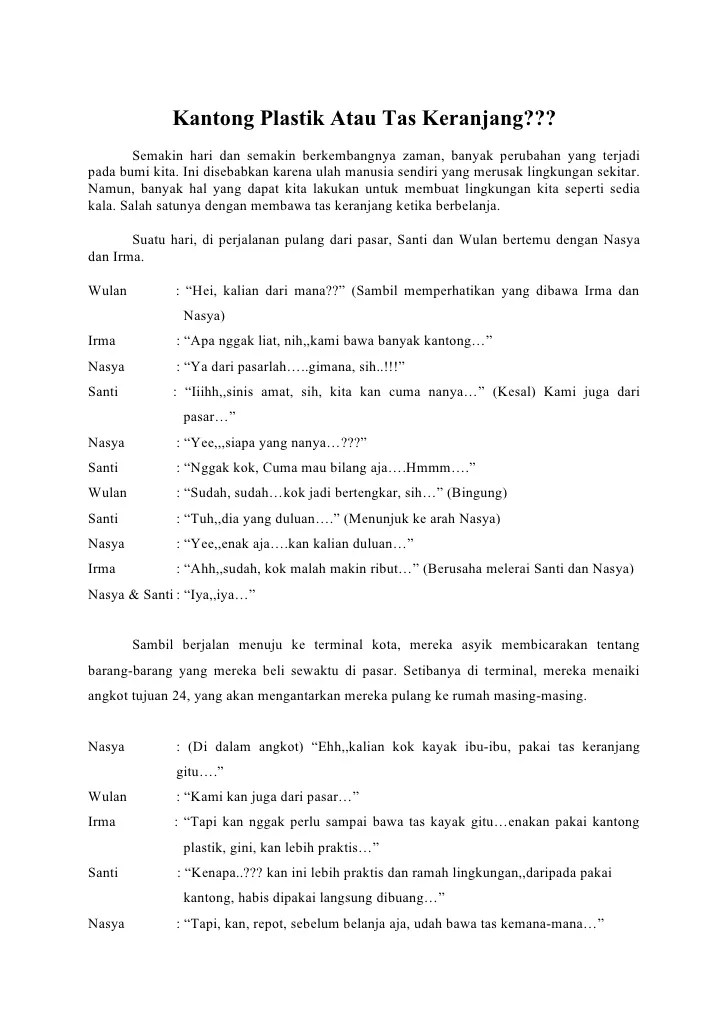 Watch Online Naskah Drama 1 Babak Untuk 7 Orang With