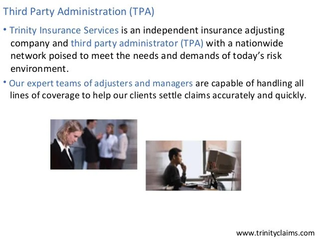 Nationwide Multiline Third Party Administrator