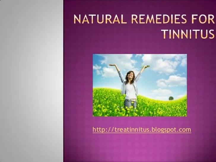natural remedies for tinnitus 1 728 cb 1344824856