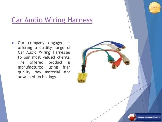 Wiring Harness Manufacturer In Pune – Neptune Enterprises