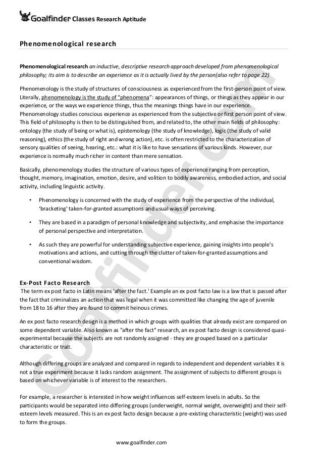 Net Set Research Methodology