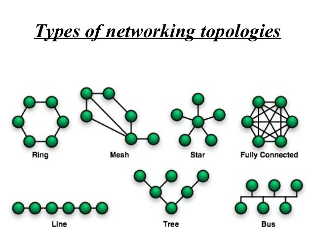star bus network topology diagram trailer pigtail wiring networking topologies in computers